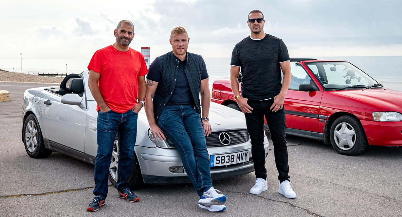 Top Gear. Lee Brimble / BBC Studios.